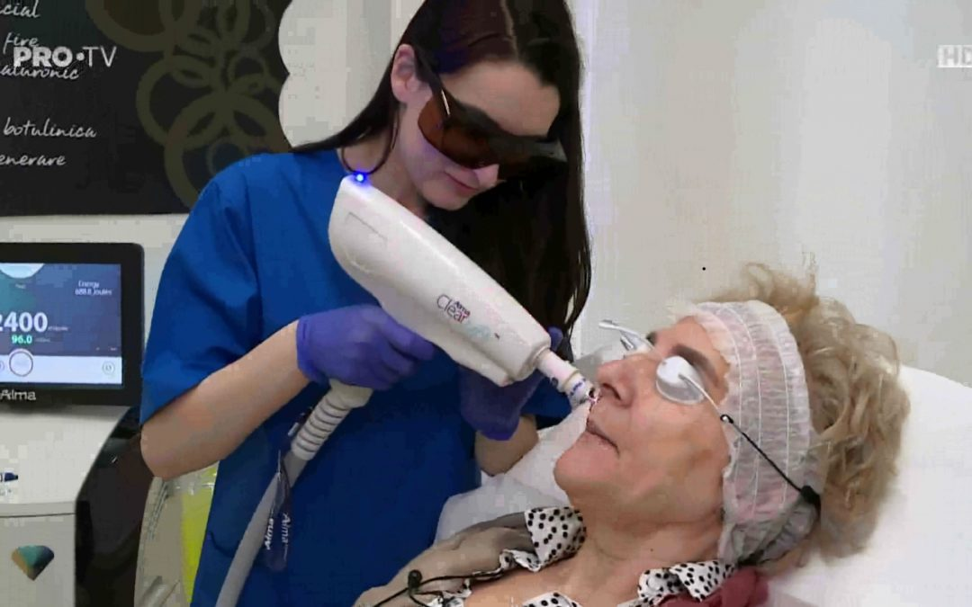 PRO TV si mama Adelei Popescu revin la Clinica Yiara!