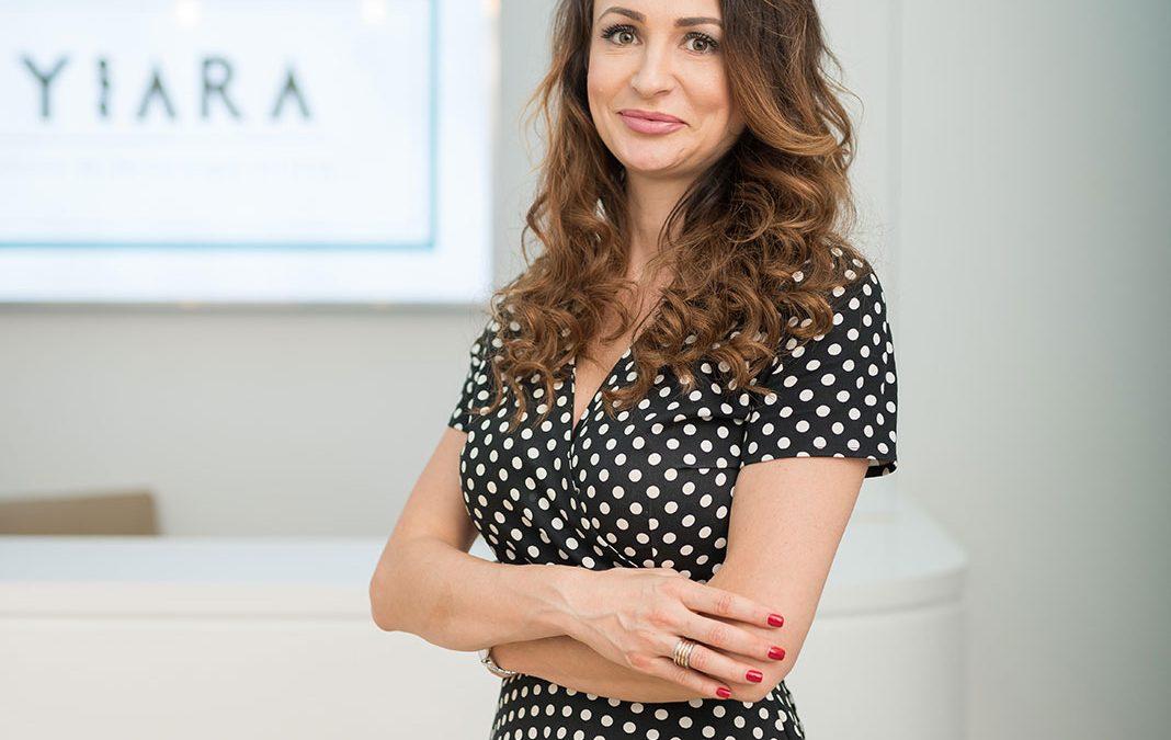 Stefania Dragomir, fondatoarea clinicii Yiara le-a acordat un interviu celor de la Fashion Premium Magazine.